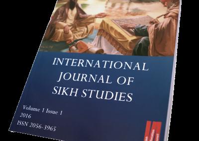 International Journal of Sikh Studies