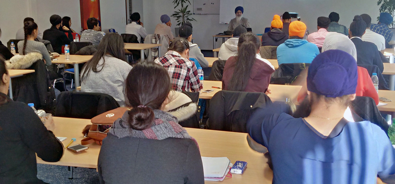 Introducing Sikh Studies in Frankfurt
